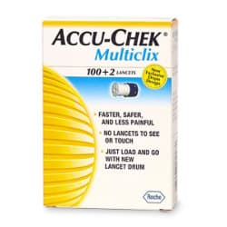 We Buy Accu-Chek Multiclix Lancets - Sell Diabetic Test Strips - Fast Cash Strips - Sell Test Strips