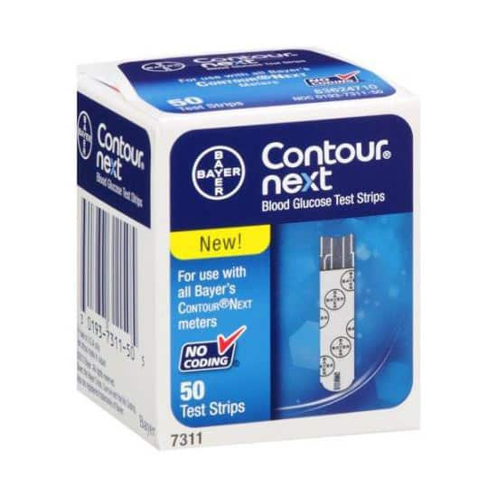 We Buy Bayer Contour Next Test Strips - Sell Diabetic Test Strips - Fast Cash Strips