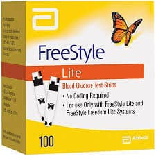 We buy Freestyle Lite test strips - Fast Cash Strips