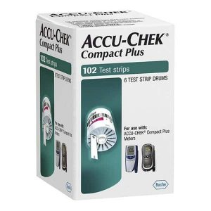 We Buy Accu Chek Compact Plus 102ct test strips - Sell Test Strips - Fast Cash Strips
