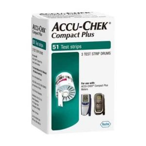 We Buy Accu Chek Compact Plus 51ct test strips - Sell Test Strips - Fast Cash Strips