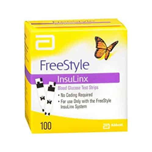 We buy Freestyle Insulinx strips - get cash for diabetic test strips