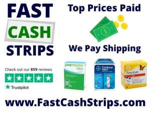 Sell Test Strips - Cash For Diabetic Test Strips - Fast Cash Strips