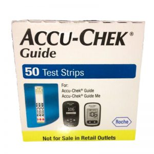We Buy Accu Chek Guide 50ct not for retail sale test strips - Sell Test Strips - Fast Cash Strips